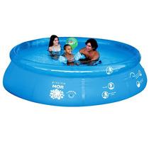 Piscina Mor Splash Fun 4600 Litros Inflável