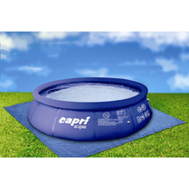Forro Piso Proteção Para Piscina Acqua 7.200 Litros - Capri