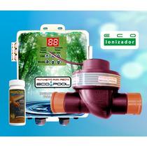 Ionizador Eco Pool 55 Mil Litros Sem Cloro