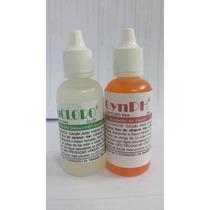 Kit Piscina Refil, Solução Medir Cloro + Ph, 2 Soluções