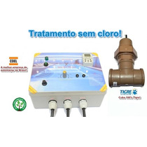 Ionizador Piscina 75 Mts³, Tratamento Sem Cloro! Igarapé Br