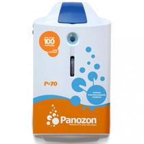 Ozonio - Panozon P+70 - Para Piscinas De Até 70.000 Litros