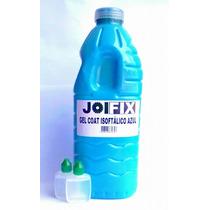 Tinta P/piscina De Fibra Gel Coat Iso Azul 25kg Frete Gratis