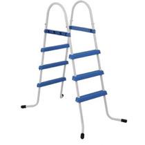 Escada 3 Degraus Para Piscina Inflavel E Estrutural - Mor