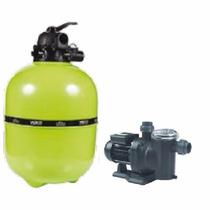 Kit Moto Bomba Autoesc 3/4 Pre-filtro E Filtro V-50 83mil L