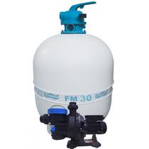 Conjunto Filtro Fm30 + M/bomba Bmc-25 1/4cv S/areia Sodramar