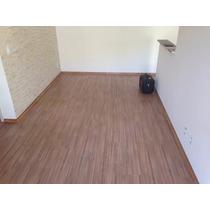 Piso Laminado Eucafloor Prime Instalado - R$ 49,90/ M²