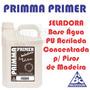 Primma Primer Seladora | Verniz Água | Pisos De Madeira