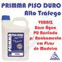Primma Piso Duro Acetinado | Verniz Água | Pisos De Madeira