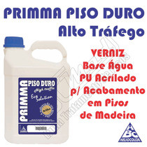 Primma Piso Duro Acetinado   Verniz Água   Pisos De Madeira