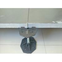 Piso Elevado Em Ardosia 60x60cm