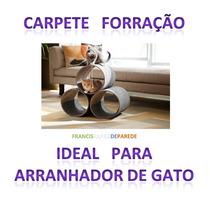 Carpete Tapete Forração Ideal Para Fazer Arranhador De Gato