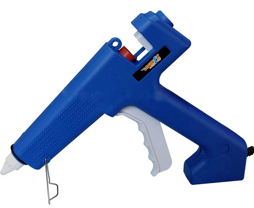 Pistola Para Silicone Profissional Cola Quente 80w Waft