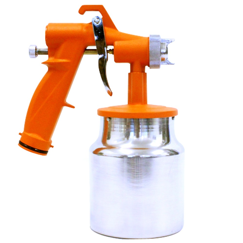 Pistola pintura el trica 450 watts mini compressor - Pistola pintura compresor ...