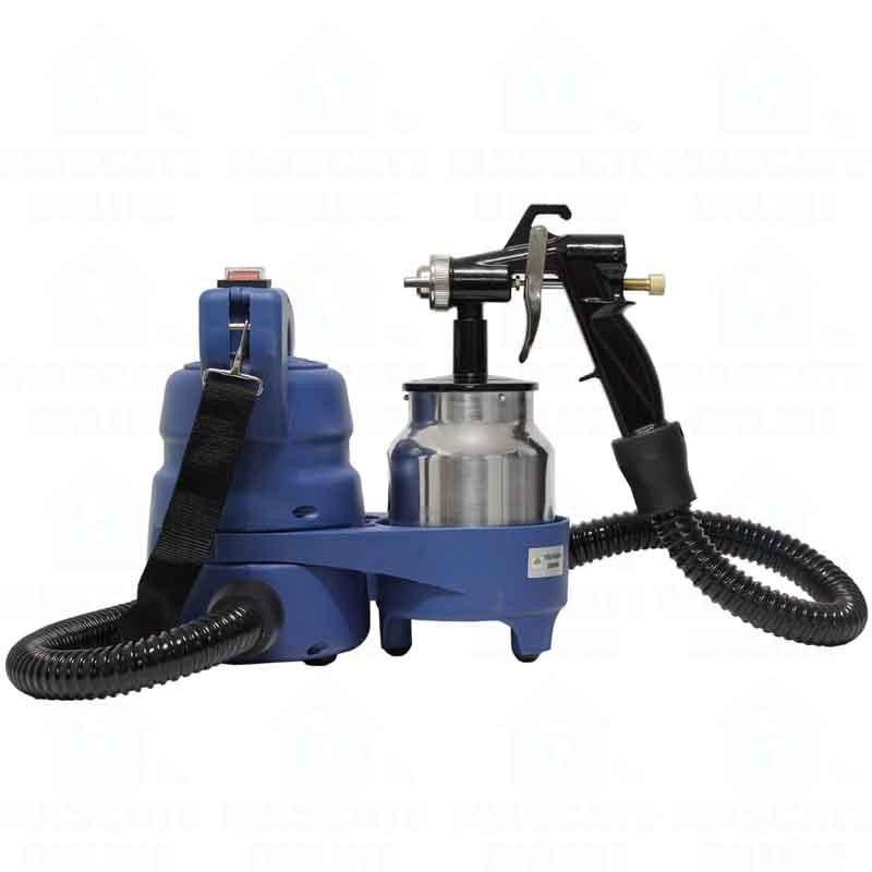 Pistola pulverizadora el trica 600w compressor pintura - Pistola pintura compresor ...