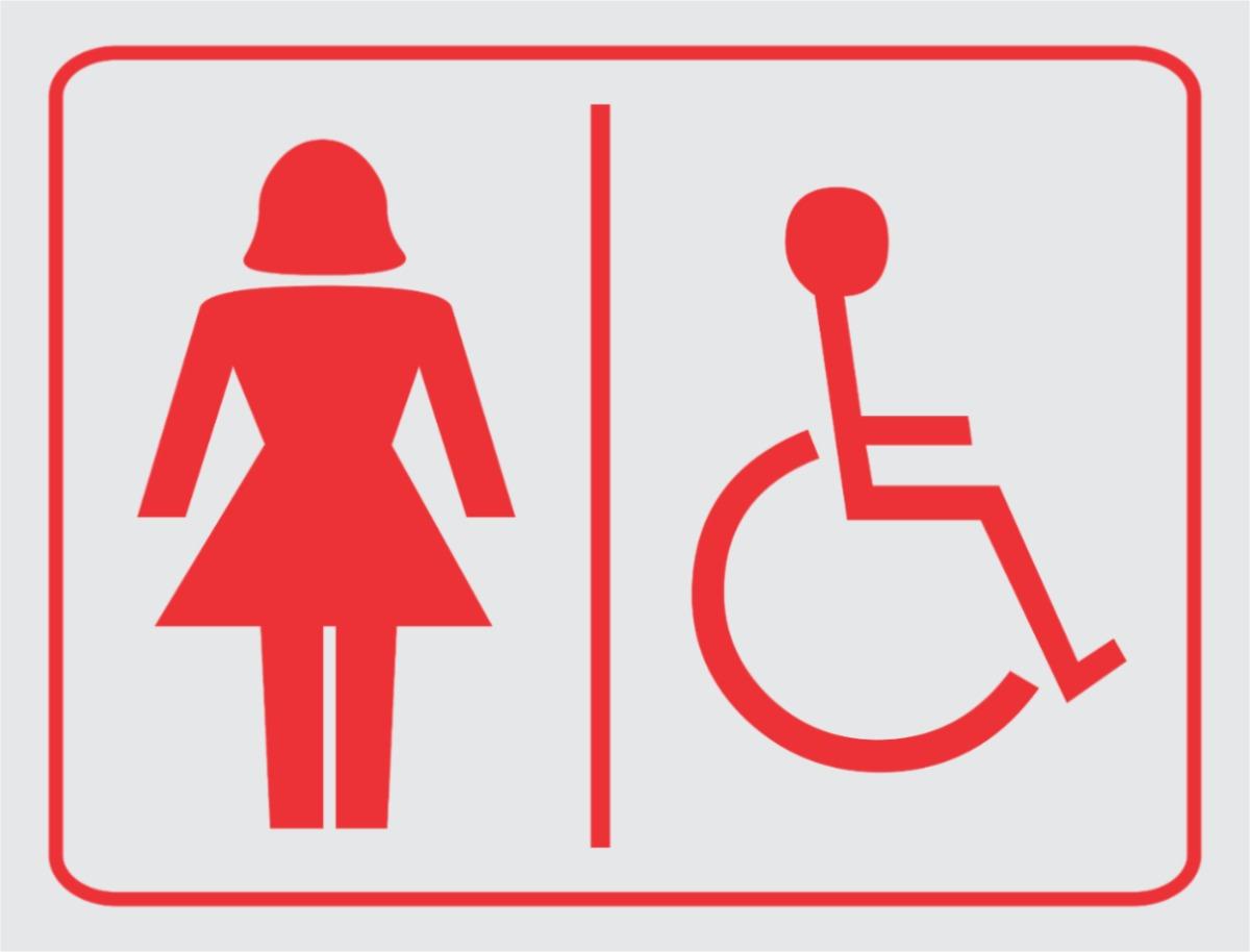 Placas Banheiro Masculino E Feminino Frete Grátis Pictures to pin on  #B91216 1200 914