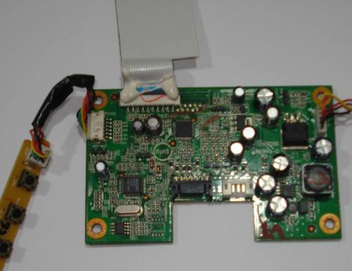 Placa Lógica Monitor Lcd Aoc 511vwb