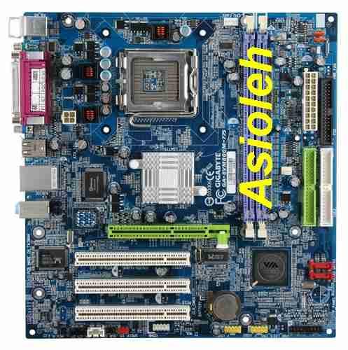 Atualizando a bios da placa m0e3e gigabyte - ga - vm800pmc