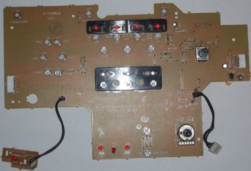 Placa Painel(mixer) Som System Philips Fw M779