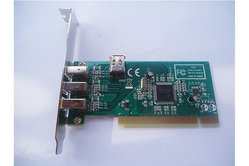 Placa Pci Firewire Texas