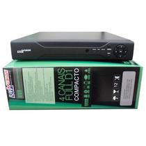 Dvr Stand Alone Luxvision D1 P/ 4 Cameras / Canais Com Hdmi