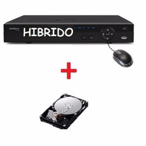 Dvr Intelbras 16 Canais Stand Alone Vd16 3016 3116 + Hd 1 Tb