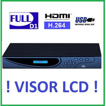 Dvr Stand Alone 16 Canais Full D1 Alarme Audio Sup. Vd-5016