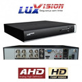 Dvr Stand Alone Ahd Luxvision 8ch. High Definition Hd Hdmi