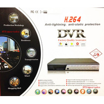 Dvr Stand Alone 8 Canais Tempo Real H.264
