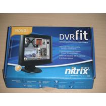 Placa Dvr- Fit Nitrix 16 Cam 240 Frames (aceito Troca)