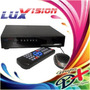 Dvr Stand Alone Luxvision 8 Canais / Cameras Tempo Real