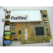 Placa Pc Tv Pixelview Pv-tv304p+fm - Playtv Pro Ultra