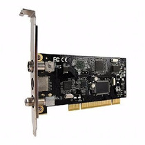 Placa Sintonizadora De Tv Digital Pci Hdtv / Sdtv C3 Tech