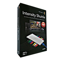 Placa De Captura Blackmagic Intensity Shuttle 3.0 Pc Ou Mac