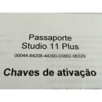 Chaves Ativação Efeito Placa Captura Pinnacle Studio Plus 11