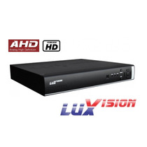 Dvr Híbrido Ahd-l Luxvision 8 Canais Ful D1 Hd + Ddns Grátis