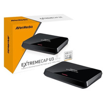 Placa De Captura Avermedia Extremecap U3 Hdmi 60fps1080p
