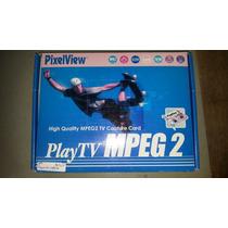 Placa Tv/fm-pci Pixelview- M4900