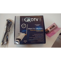 Pen Tv Digital Grdtv - Receptor Para Nootbook & Desktop !!!