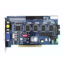 Placa De Captura Cftv Geovision Gv800 16 Canais Azul