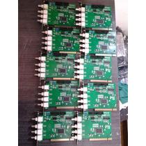 Placa Captura Pci 4 Cameras Conexant Fusion 878-a + Pico2000