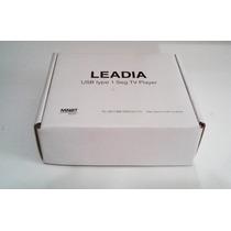 Receptor De Tv Digital Leadia Para Pc Ou Notebook