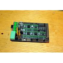 Placa Ramps 1.4 + 5 Drivers A4988 - Reprap Impressora 3d