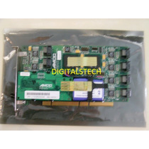 3ware / Amcc 9500s-12 12-portas Pci Sata2 Raid C/bbu Bateria