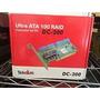 Ultra Ata Pci Ide Tekram Dc-200 Dual Channel Raid