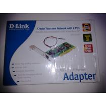 Placa De Rede D-link Dfe-530tx 10/100 Mb