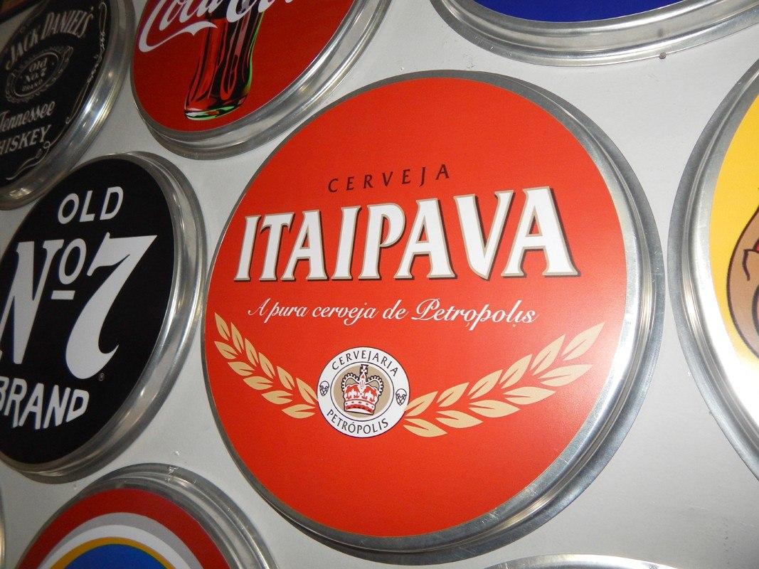 Placas De Metal Redondas Decoração Bar Vintage Retro R$ 58 00 no  #B42F17 1067 800
