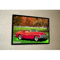 Placa Decorativa 38x27cm * Buick 1953 * .by El Lulu