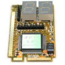Placa Diagnostico Pc Analyzer Mini Pci / Pci-e Lpc Notebook