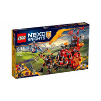 Lego Nexo Knights 70316 O Terrivel Carro Do Jestro